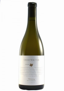 GhostWriter 2017 Santa Cruz Mountains Chardonnay