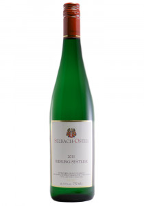 Selbach-Oster 2011 Spatlese Riesling