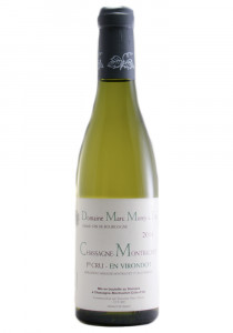 Marc Morey & Fils Half Bottle 2014 Chassagne-Montrachet