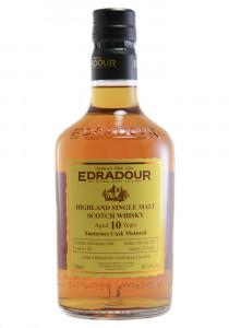 Edradour 10 Yr. Sauternes Single Malt Scotch Whisky