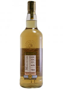 Highland Park 15 YR. Duncan Taylor Bottling Single Malt Scotch