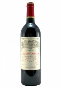 Chateau Calon-Segur 2009 Saint Estephe Bordeaux