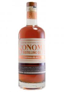 Sonoma Distilling Co. Cherrywood Rye Whiskey