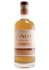 Sonoma Distilling Co. Wheat Whiskey