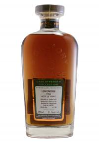 Longmorn 26 YR Signatory Bottling Single Malt Scotch Whisky