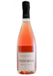 Vincent Renoir Rose de Terroir Brut Champagne