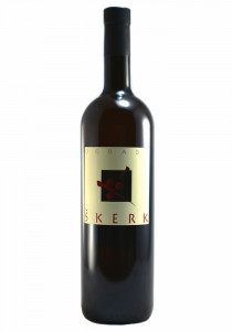 Skerk Ograde 2017 Orange Wine