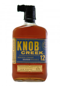 Knob Creek 12YR. Kentucky Staight Bourbon Whiskey