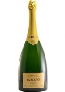 Krug Grand Cuvee Jeroboam Brut Champagne