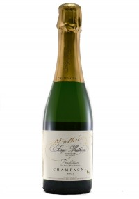 Serge Mathieu Cuvee Tradition Half Bottle Brut Champagne