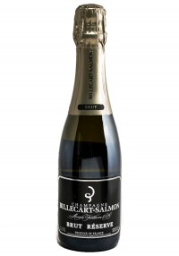 Billecart Salmon Half Bottle Brut Reserve Champagne