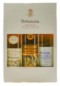 Delamain Cognac 3 bottle Gift Pack