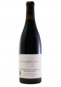 Patricia Green Cellars 2018 Freedom HIll Pinot Noir