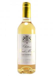 Chateau Haut Mayne Half Bottle 2016 Sauternes