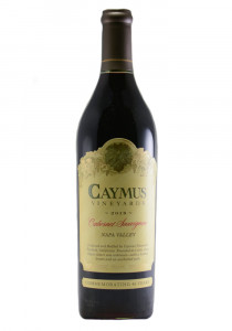 Caymus Vineyards 2018 Napa Valley Cabernet Sauvignon