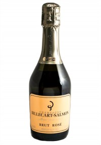 Billecart Salmon Half Bottle Rose Brut Champagne
