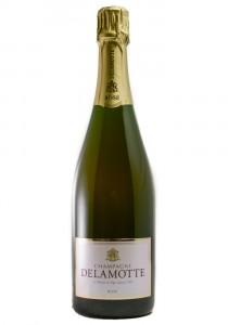 Delamotte Brut Rose Champagne