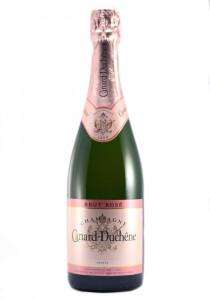 Canard Duchene Rose Brut Champagne