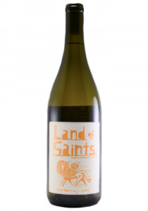 Land of Saints 2018 Santa Barbara Chardonnay