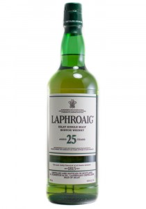 Laphroaig 25 YR Single Malt Scotch Whisky