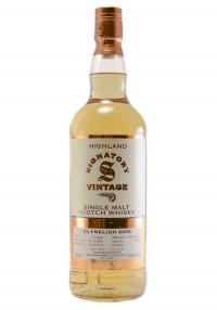 Clynelish 10 Yr. Signatory Bottling Single Malt Scotch Whisky