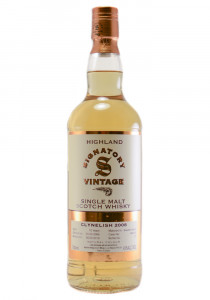 Clynelish 10 Yr. Signatory Bottling Single Malt Scotch Whisky