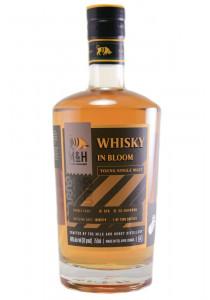 M&H Whisky in Bloom Single Malt -Kosher