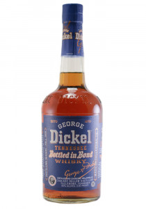 George Dickel Bottled in Bond 11 Yr. Tennessee Whisky