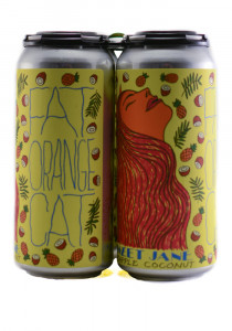 Fat Orange Cat Sweet Jane IPA