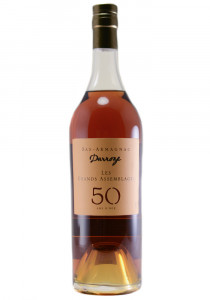 Darroze 50 Year Old Grands Assemblages Bas- Armagnac