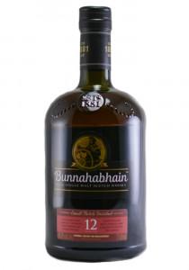 Bunnahabhain 12 Yr. Single Malt Scotch Whisky
