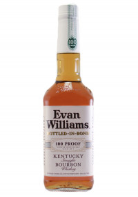Evan Williams Bottled in Bond Straight Kentucky Bourbon