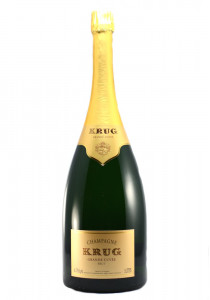 Krug 168th Edition Grande Cuvee Brut Champagne