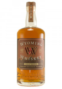Wyoming Single Barrel Whiskey