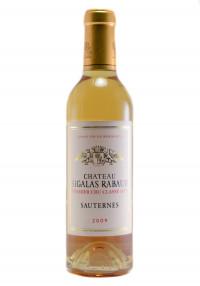 Chateau Sigalas Rabaud Half Bottle 2009 Sauternes