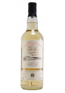 Caol Ila 10 YR. SMS Bottling Single Malt Scotch