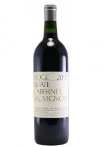 Ridge Vineyards 2017 Estate Cabernet Sauvignon