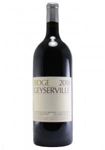 Ridge Vineyards 2018 Magnum Geyserville Red Wine