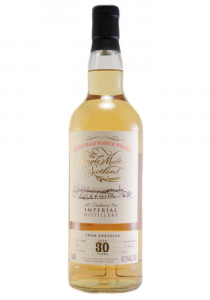 Imperial 30 YR. The Single Malts of Scotland Bottling