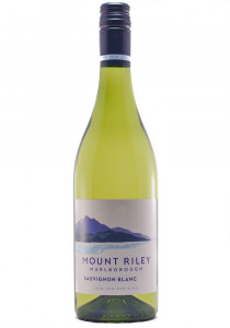 Mount Riley 2019 Marlborough Sauvignon Blanc