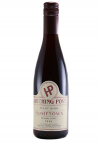 Hartley Ostini 2018 Half Bottle Hitching Post Hometown Pinot Noir