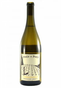 Poco a Poco 2016 Mendocino County Chardonnay