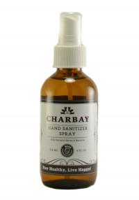 Charbay Hand Sanitizer Spray 4 fl. oz