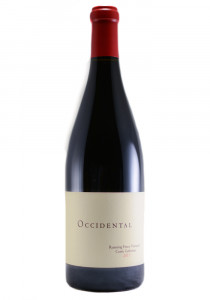 Occidental 2017 Cuvee Catherine Pinot Noir