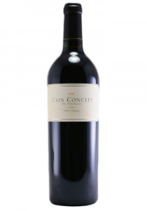 Cain Concept 2012 Napa Valley Red Wine