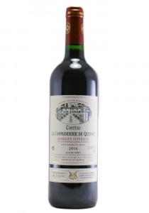 Chateau La Commanderie De Queyret 2016 Bordeaux