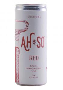 Ahso Navarra Red Wine 200ML.
