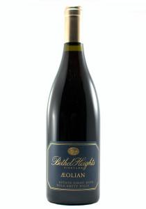 Bethel Heights Vineyard 2017 AEOLIAN Pinot Noir