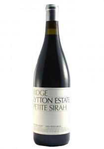 Ridge Vineyards 2018 Petite Sirah