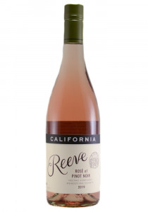 Reeve 2019 Mendocino County Rose